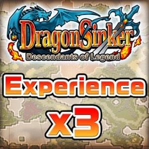 Dragon Sinker Experience Scroll