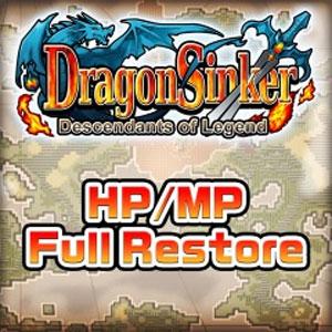 Dragon Sinker Full Recovery Scroll