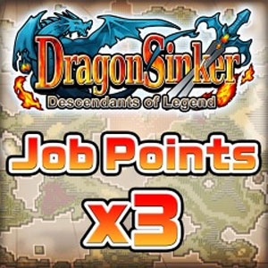 Dragon Sinker Job Points Scroll