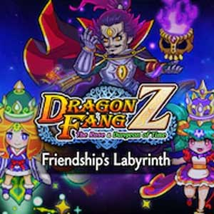 DragonFangZ Extra Dungeon Friendship's Labyrinth