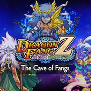 DragonFangZ Extra Dungeon The Cave of Fangs
