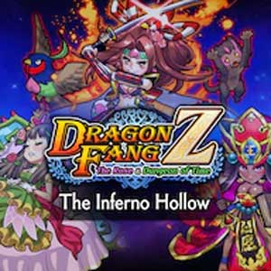DragonFangZ Extra Dungeon The Inferno Hollow