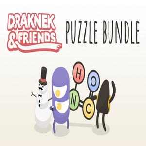 Buy Draknek and Friends Puzzle Bundle CD Key Compare Prices