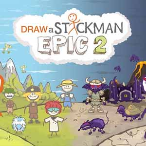 Buy Draw a Stickman EPIC 2 CD Key Compare Prices