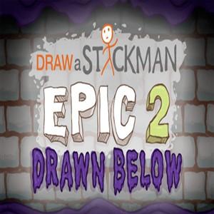 Draw A Stickman Epic 2 Drawn  Below