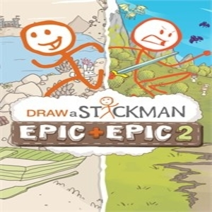 Draw a Stickman EPIC and EPIC 2