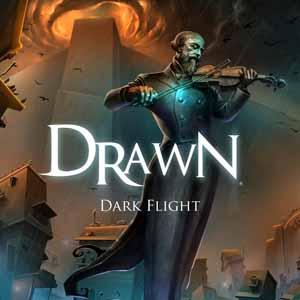 Drawn Dark Flight