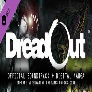 DreadOut Soundtrack and Manga