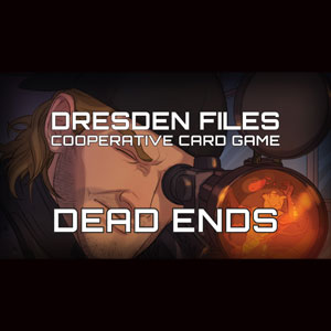 Dresden Files Cooperative Card Game Dead Ends