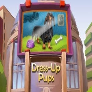 Dress-up Pups