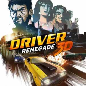 Driver Renegade 3D