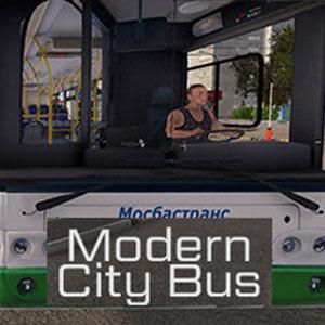 Driver Simulator 2019 Modern City Bus