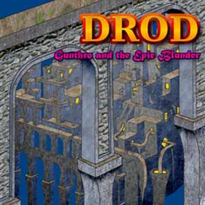 Buy DROD Gunthro and the Epic Blunder CD Key Compare Prices