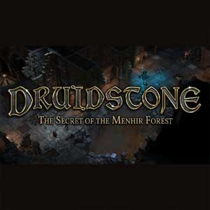 Druidstone The Secret of the Menhir Forest