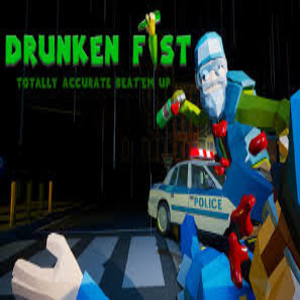 Drunken Fist Totally Accurate Beat Em Up