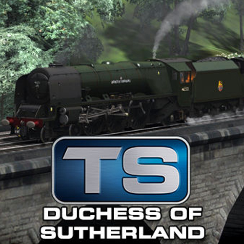 Duchess of Sutherland Loco Add-On