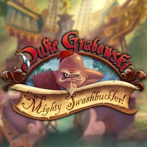 Duke Grabowski Mighty Swashbuckler