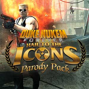 Buy Duke Nukem Forever Hail to the Icons Parody Pack CD Key Compare Prices