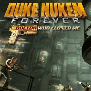 Buy Duke Nukem Forever The Doctor Who Cloned Me Pack CD Key Compare Prices