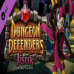 Dungeon Defenders Jester Hero