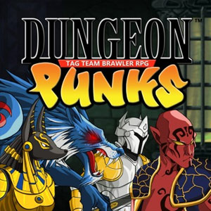 Buy Dungeon Punks PS4 Compare Prices