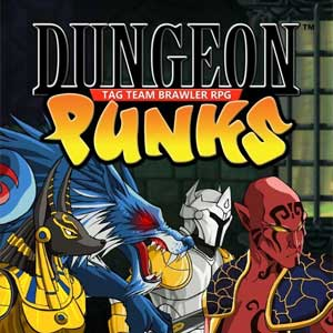Buy Dungeon Punks CD Key Compare Prices