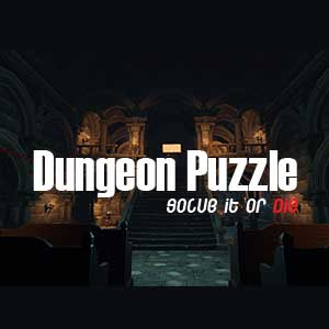 Dungeon Puzzle VR Solve it or die