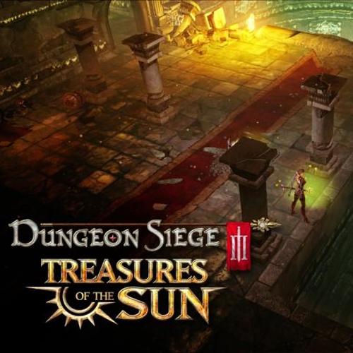 Dungeon Siege 3 Treasures of the Sun