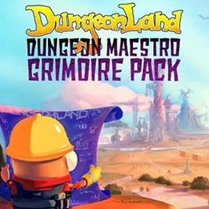 Buy Dungeonland Grimoire CD Key Compare Prices