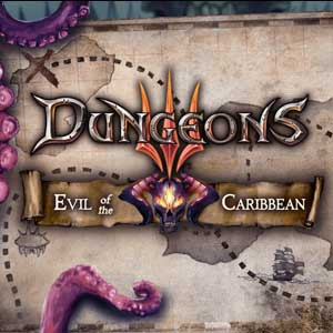 Buy Dungeons 3 Evil of the Caribbean CD Key Compare Prices