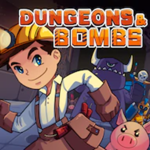 Buy Dungeons & Bombs PS4 Compare Prices