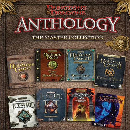Buy Dungeons & Dragons Anthology The Master Collection CD Key Compare Prices