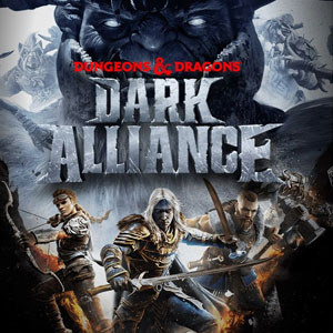 Buy Dungeons & Dragons Dark Alliance CD Key Compare Prices