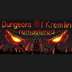 Dungeons Of Kremlin Remastered