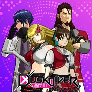 Dusk Diver Stage Costumes