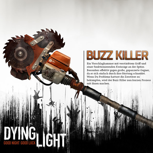 Buy Dying Light Buzz Killer Weapon Pack CD Key Compare Prices
