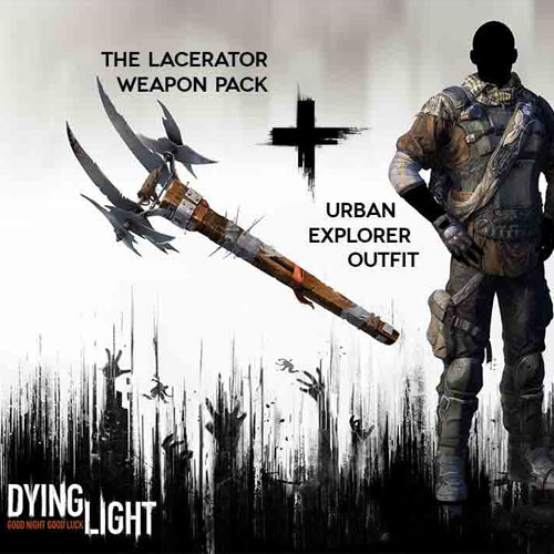 Buy Dying Light Lacerator and Urban Explorer Outfit CD Key Compare Prices