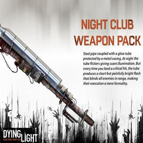 Dying Light Ninja Skin and Nightclub Weapon