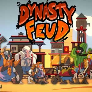 Buy Dynasty Feud CD Key Compare Prices