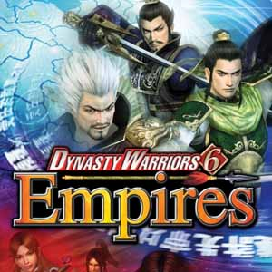 Buy Dynasty Warriors 6 Empires PS3 Game Code Compare Prices