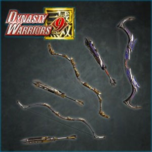 DYNASTY WARRIORS 9 Additional Weapon Bow and Rod