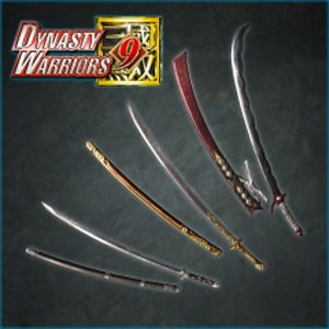 DYNASTY WARRIORS 9 Additional Weapon Curved Sword
