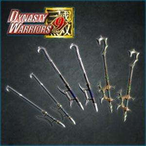 DYNASTY WARRIORS 9 Additional Weapon Dual Hookblades