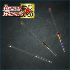 DYNASTY WARRIORS 9 Additional Weapon Iron Flute