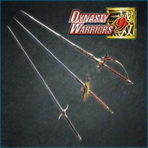 DYNASTY WARRIORS 9 Additional Weapon Lightning Sword