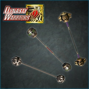 DYNASTY WARRIORS 9 Additional Weapon Tempest Mace
