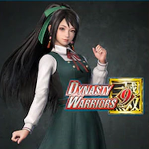 DYNASTY WARRIORS 9 Guan Yinping High School Girl Costume