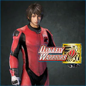 DYNASTY WARRIORS 9 Lu Xun Racing Suit Costume