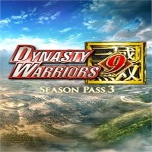 DYNASTY WARRIORS 9 Season Pass 3