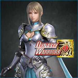 DYNASTY WARRIORS 9 Wang Yuanji Knight Costume